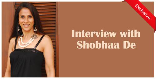 Shobhaa De