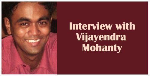 Vijayendra Mohanty