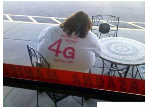 If that represents bandwidth, Airtel should not use Kareena for 3G services promotion