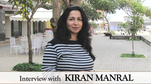Interview With :   Kiran Manral, Blogger, Social Activist and Founder at India Helps