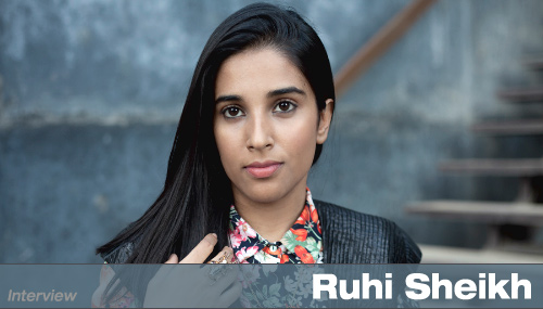 Ruhi Sheikh of Republic of Chic