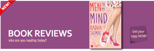 Men on My Mind by Radha Thomas