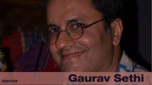 Sethi, Gaurav (I) Biography