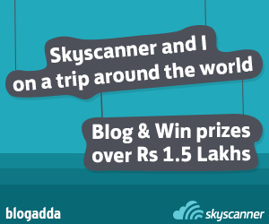Win a Dream Trip worth Rs. 1 lac