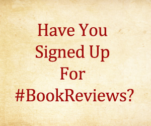 Have you signed up for #BookReviews