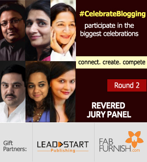 Be a part of #CelebrateBlogging