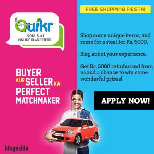 #ShopQuikr