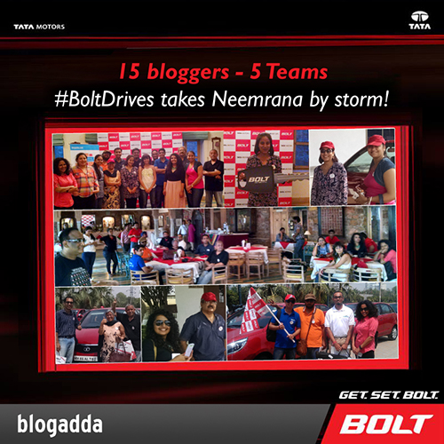 #BoltDrives: Delhi Bloggers BlogAdda Contests