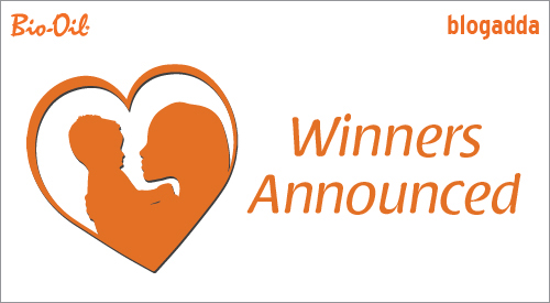 Winner Announcement: Bio Oil #MemoriesOfMotherhood Contest