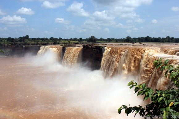 Chitrakoot waterfall near Jagdalpur, Chhattisgarh