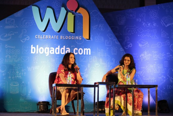 Natasha Badhwar & Suchitra in Conversation