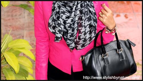Styling leather by Shalini Chopra