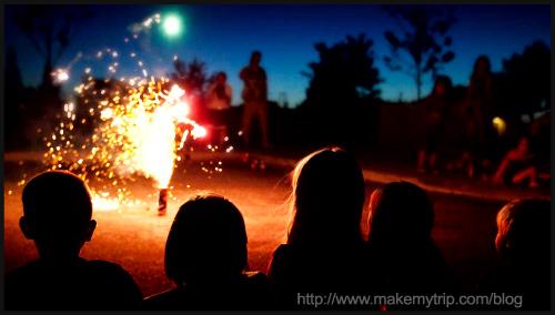 Facets of Diwali by MakeMyTrip BlogAdda