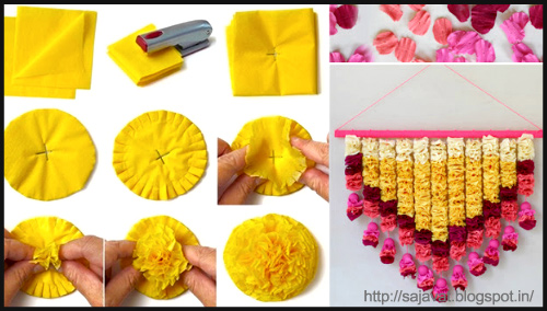 DIY Ideas for Diwali by Sangitha Aanand at BlogAdda
