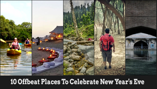 10 offbeat places for New Year's Eve - BlogAdda Blog