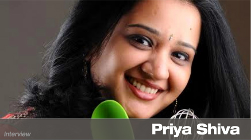 priya shiva interview