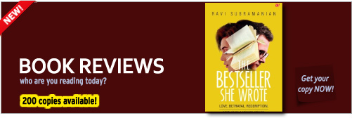 Book Review - 'The Bestseller She Wrote' By Ravi Subramanian