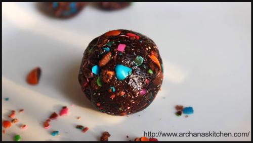 Date And Almond Balls BlogAdda Collective