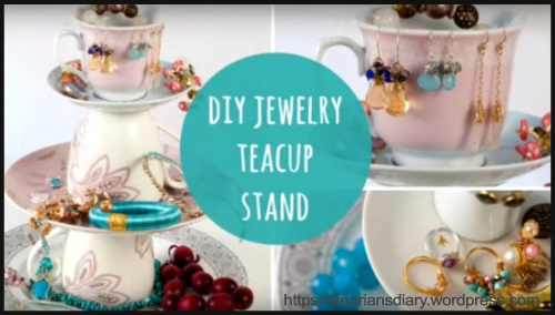 home-decor-diy-ideas-3- jewellery teacup stand blogadda-collective