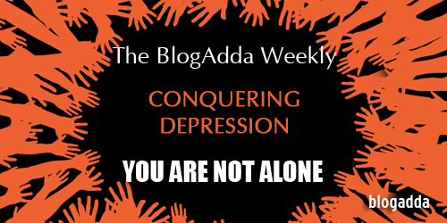 The BlogAdda Weekly depressed celebrities