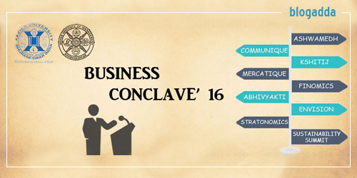 XIMB Business conclaves