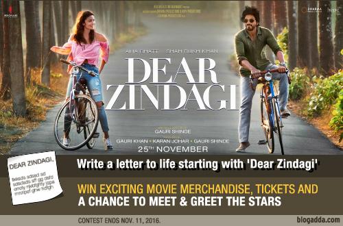 #DearZindagi