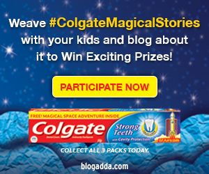 #ColgateMagicalStories