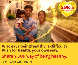 Share YOUR way of being healthy and WIN