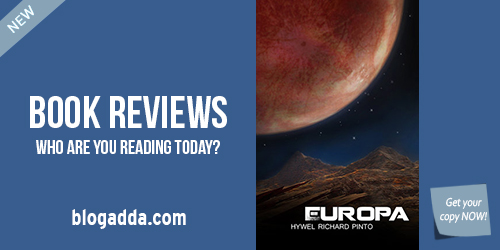 Europa - Hywel Richard Pinto - Book Review