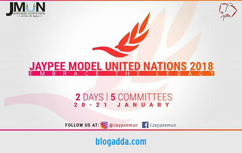 Jaypee Model United Nations 2018