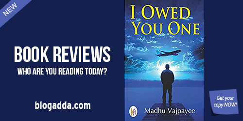 I Owed You One - Madhu Vajpayee