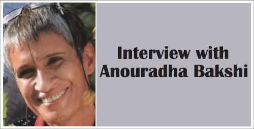 Anouradha Bakshi