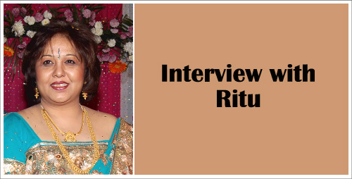 Ritu Interview