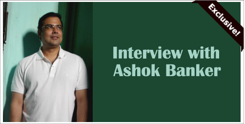 Ashok Banker Interview Part 2