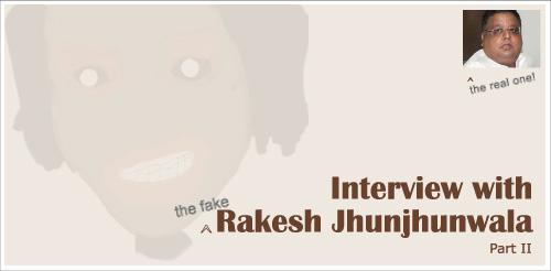 The Alter Ego of Rakesh Jhunjhunwala