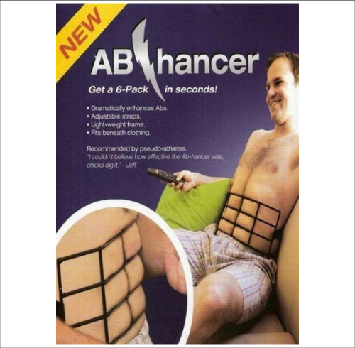 Want to get six-packs abs even as you sit and watch cricket on TV? It's possible