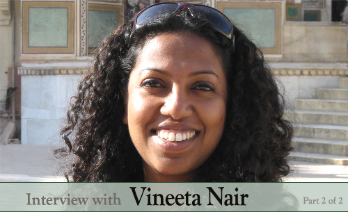 VIneeta of Artnlight
