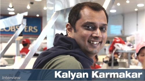 Kalyan Karmakar interview