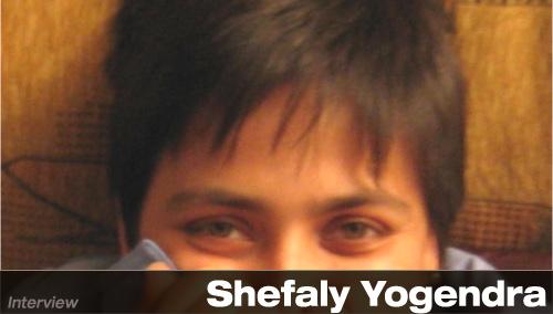 Shefaly Yogendra