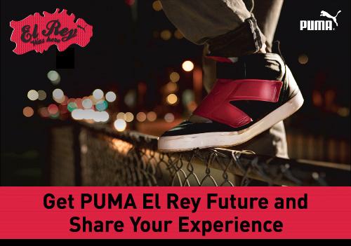 PUMA El Rey Future Shoes