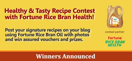 Fortune Rice Bran Oil Winners announced