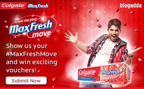 Show Us Your #MaxFreshMove, submit best dance videos and win exciting vouchers!