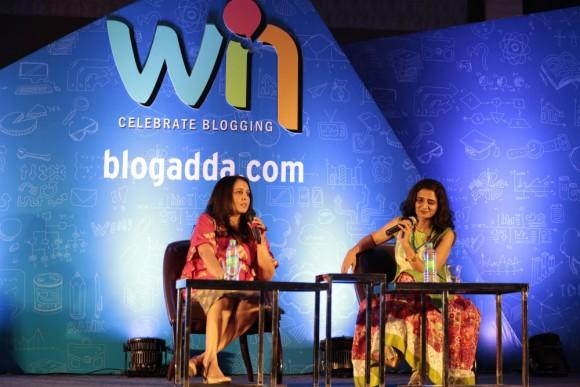 Natasha Badhwar & Suchitra in Conversation