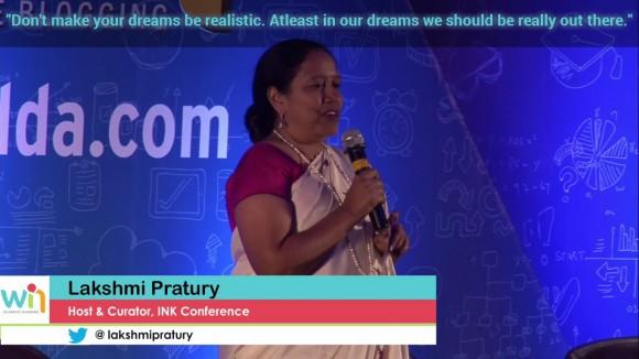 Lakshmi Pratury
