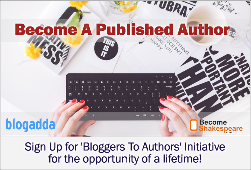 bloggers-authors-blogadda-published-book