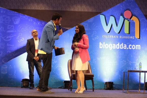 Priya Adivarekar Award