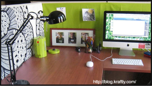 Redecorating Your office Space By Kraftly - BlogAdda Collective