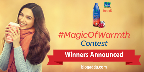 #MagicOfWarmth Contest Winners Announced