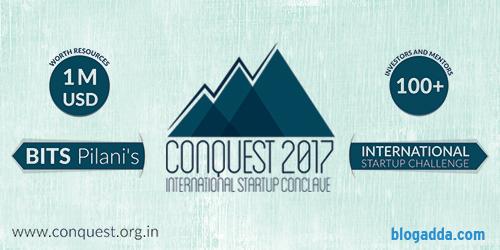conquest 2017