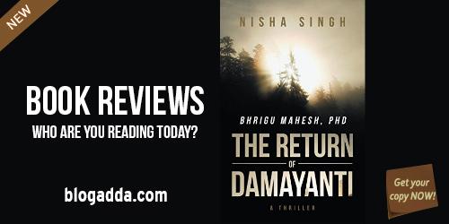 Bhrigu Mahesh - The Return of Damayanti